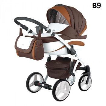 Детская коляска Adamex Barletta New 2в1