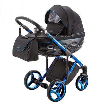 Детская коляска Adamex Chantal 2в1 special edition