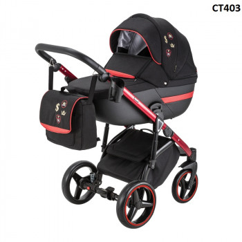 Детская коляска Adamex Cortina special edinion 2в1