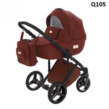 Детская коляска Adamex Luciano Deluxe 2в1