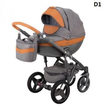 Детская коляска Adamex Monte 2в1