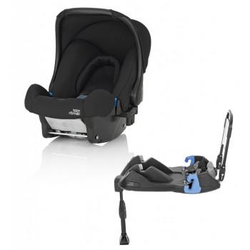 Автокресло Britax Romer Baby-Safe с ременной базой