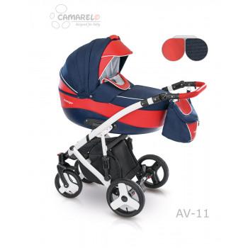 Детская коляска Camarelo Avenger 3в1