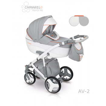 Детская коляска Camarelo Avenger 2в1