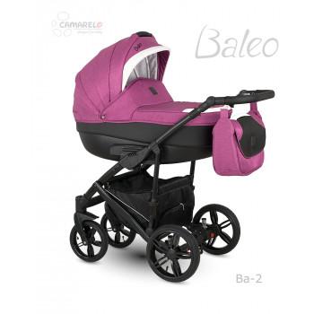 Детская коляска Camarelo Baleo 3в1