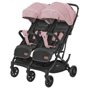 Прогулочная коляска для двойни Carrello Presto Duo CRL-5506