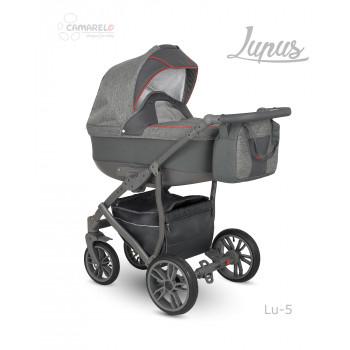 Детская коляска Camarelo Lupus 2в1