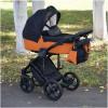 Детская коляска Nuovita Diamante 2в1