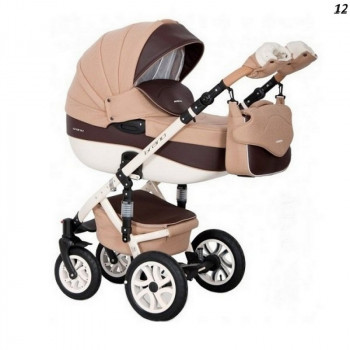 Детская коляска Riko Bruno Ecco 2в1