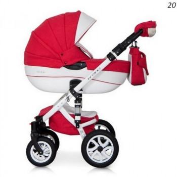 Детская коляска Riko Bruno Ecco 3в1