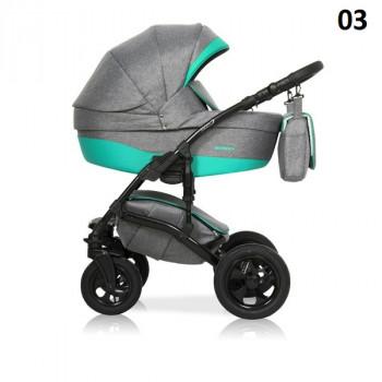 Детская коляска Riko Fox 2в1