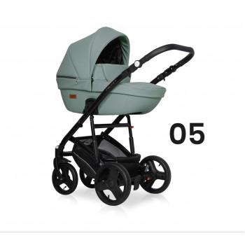 Детская коляска Riko Basic Aicon Pastel 2в1