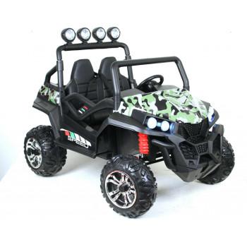 Электромобиль RiverToys Buggy T888TT spider (4*4)