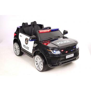 Электромобиль RiverToys E555KX полиция