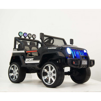 Электромобиль RiverToys Jeep T008TT
