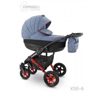 Детская коляска Camarelo Sevilla 2в1