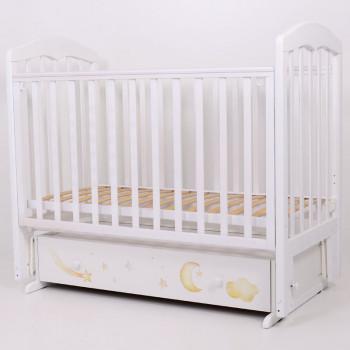 Кроватка детская Топотушки Оленёнок с маятником