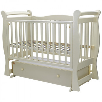 Кроватка детская Топотушки Валенсия 6 с маятником
