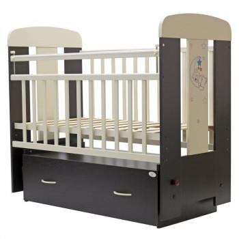 Кроватка детская Топотушки Верона с маятником